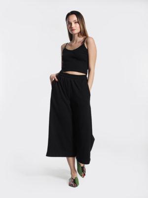 Παντελόνα μαύρη