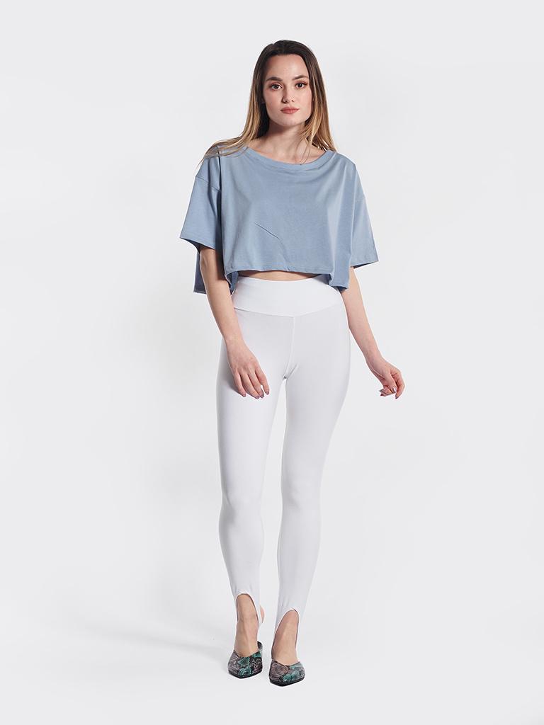 Μπλουζάκι crop top